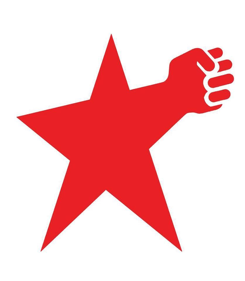 Front Ľavicovej Mládeže Logo
